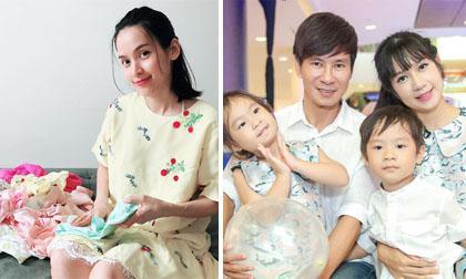 Quan điểm khác nhau của Tú Vi và vợ Lý Hải về việc chi tiêu, mua đồ cho con