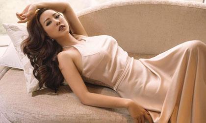 """Hoa hậu Thu Hoài tiết lộ: """"Đàn bà yêu đàn ông chỉ vì tiền trong ví anh ta thì phải tay trắng ra đi"""""""