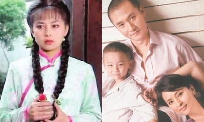 """Bi kịch hôn nhân của """"mỹ nhân đẹp nhất phim Quỳnh Dao"""": Hy sinh sự nghiệp vì gia đình, chẳng ngờ chồng quyết ly hôn để theo người tình"""
