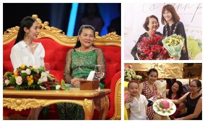 Nếu vẫn nghĩ làm dâu là cực khổ trăm bề, hãy nghe những câu chuyện xúc động của sao Việt về chính bố mẹ chồng