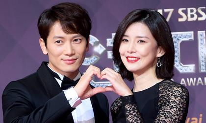 Hoa hậu Hàn Quốc Lee Bo Young và tài tử Ji Sung chuẩn bị đón em bé thứ hai sau 3 năm sinh con đầu lòng
