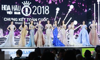 Trực tiếp HHVN 2018: Kết quả Chung kết Hoa hậu Việt Nam 2018