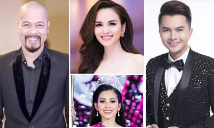 Loạt sao Việt gửi lời chúc mừng, khen ngợi nhan sắc Tân Hoa hậu Việt Nam 2018 – Trần Tiểu Vy