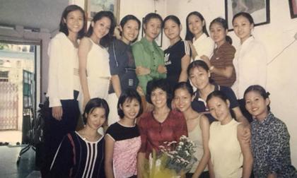 """Ảnh độc 25 năm trước của Khánh Thi cùng """"Nguyệt thảo mai"""", diễn viên Hải Yến"""