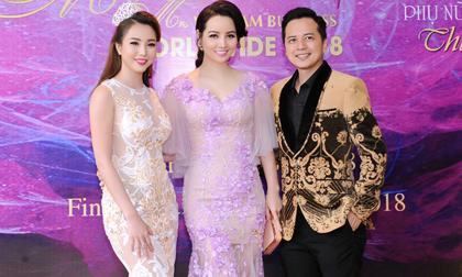 Nhà sản xuất Simon Cao từ Hoa Kỳ về Việt Nam đồng tổ chức cuộc thi Hoa hậu cùng Á hậu Thương Bella