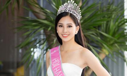 Hoa hậu Trần Tiểu Vy chính thức mất tiếng vì… nói nhiều