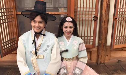 Không phải đám cưới mà đây là tin đồn sau 8 năm bên nhau Khổng Tú Quỳnh – Ngô Kiến Huy