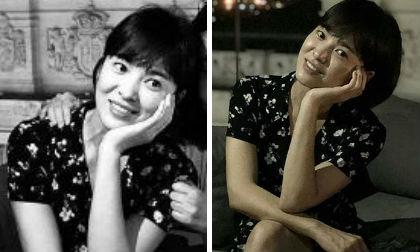 Phải làm việc ở xứ người lại không có hơi chồng, Song Hye Kyo gầy đi trông thấy