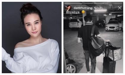 """Ít ai ngờ, Đàm Thu Trang vẫn giữ thói quen ngày mới yêu dù được Cường Đô la gọi là """"vợ"""""""