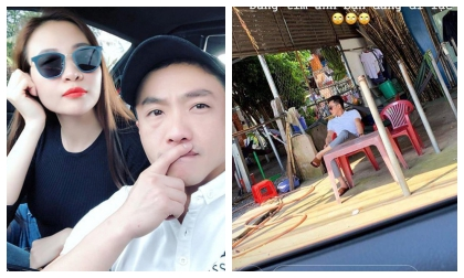 Sau khi gọi người tình là chồng chưa cưới, Đàm Thu Trang tiếp tục đăng ảnh Cường Đô La