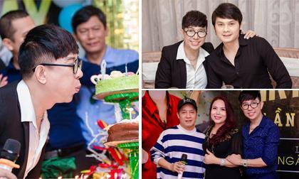 Loạt sao Việt tham dự sinh nhật của ca sĩ Long Nhật