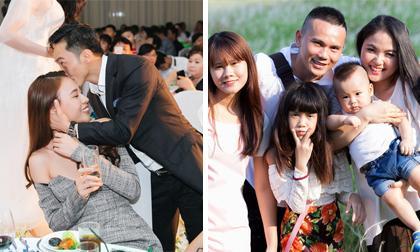 Tin sao Việt 21/10/2018: Cường Đô la gọi Đàm Thu Trang là vợ sắp cưới, vợ 3 của Tú Dưa tiết lộ chuyện sống với con riêng của chồng