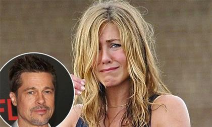 Sau tất cả, Jennifer Aniston cuối cùng cũng gặp được Brad Pitt, rơi nước mắt vì kỷ niệm cũ ùa về?