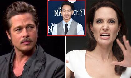 Con trai cả của Angelina Jolie – Brad Pitt bỏ nhà sang Hàn Quốc vì không thể chịu được cuộc chiến giữa bố mẹ