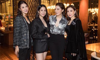 """Đăng ảnh hội bạn thân nhưng thiếu Jolie Nguyễn, Kỳ Duyên nhắn nhủ đầy ẩn ý: """"Nhà có 4 chị em, được cái không ai xấu tính"""""""