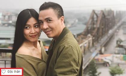 BTV Nguyễn Hoàng Linh chuyển tình trạng độc thân trên facebook, Mạnh Hùng tiết lộ lý do thật sự khiến vợ không đồng ý cho đi công tác