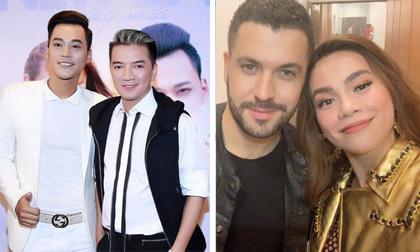 Tin sao Việt 22/11/2018: Phan Ngọc Luân thừa nhận đã có bạn gái đại gia nhưng vẫn nghĩ đến Đàm Vĩnh Hưng; Hồ Ngọc Hà thân thiết với ca sĩ nổi tiếng Shayne Ward