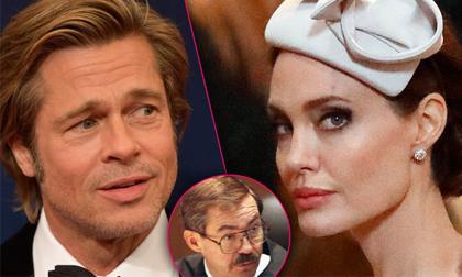 Trớ trêu thay Angelina Jolie và Brad Pitt: Thẩm phán xử ly hôn lại từng tác thành đám cưới 4 năm trước
