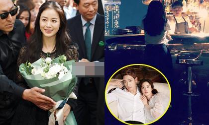 Động thái đầu tiên từ Kim Tae Hee giữa lùm xùm đòi nợ của gia đình Bi Rain