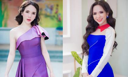 Hot girl Trần Đoàn xinh đẹp trong trang phục của NTK Đỗ Long