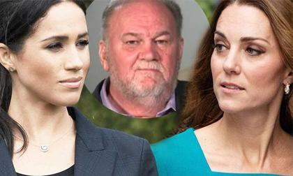 Không phải Hoàng tử Harry, đây mới là người đàn ông dám lên tiếng bảo vệ Meghan giữa tin đồn xích mích với chị dâu Kate