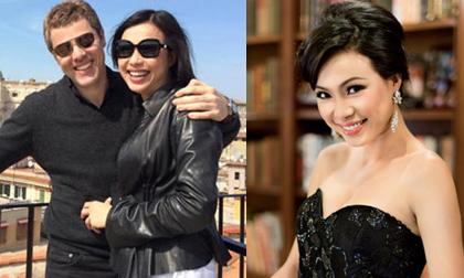 Danh tính chồng ngoại quốc của hoa hậu gợi cảm, giàu nhất Việt Nam