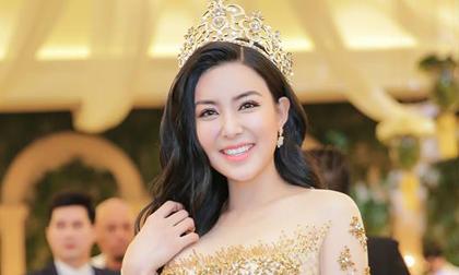 """Hoa hậu, diễn viên Băng Khuê thể hiện quyền lực trên ghế giám khảo """"Doanh nhân tài năng"""""""