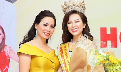 Hoa hậu thương hiệu Việt 2018 gọi tên Lê Thị Ngọc Cẩm