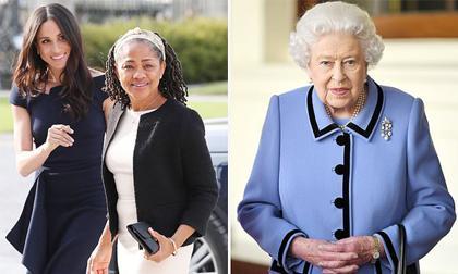 """Con gái """"làm càn"""" trong Cung điện chưa đủ, mẹ Meghan còn cả gan từ chối dự Giáng sinh cùng Nữ hoàng"""