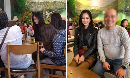 Dân mạng nhận xét ra sao khi gặp Hoa hậu Tiểu Vy không make up đi uống cafe?
