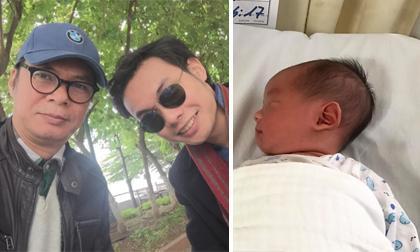 Lên chức ông nội ở tuổi 58, nghệ sĩ Trần Lực được đồng nghiệp khuyên bớt nhí nhố