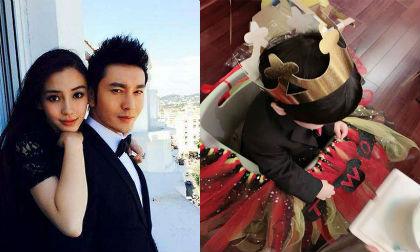 Quyết không xuất hiện bên nhau sau tin đồn ly dị, vợ chồng Huỳnh Hiểu Minh có động thái mới