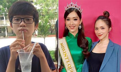 Hé lộ loạt ảnh thời vẫn là con trai của Hoa hậu chuyển giới Việt Nam Đỗ Nhật Hà