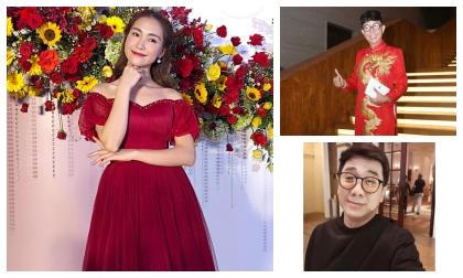"""""""Nhọ"""" như sao Việt đi dự đám cưới: Người quên ngày, người quên yêu cầu trang phục"""