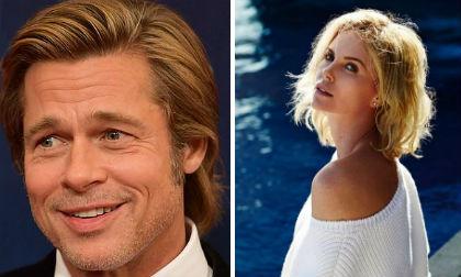 """Brad Pitt đang hẹn hò với """"Bông hồng gai"""" xứ Nam Phi – Charlize Theron"""
