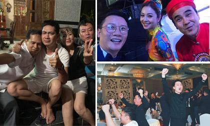 Sao Việt: Người hạnh phúc phát điên, người bật khóc khi đội tuyển bóng đá Việt Nam vào tứ kết Asian Cup 2019