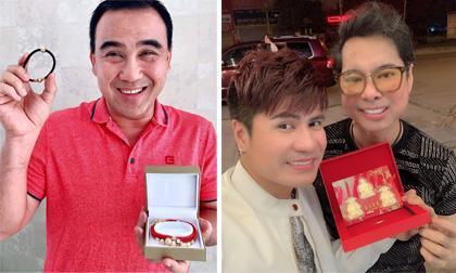 Loạt sao Việt đua nhau đi mua vàng trong ngày vía Thần Tài 2019