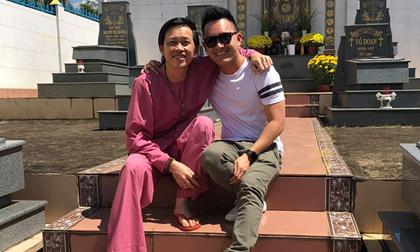 Con trai ruột Hoài Linh về thăm gia tiên ở Đồng Nai sau 9 năm xa quê