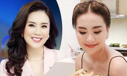 """2 năm sau kết hôn, MC Mai Ngọc ngày càng đẹp xuất sắc, ông xã """"phát tướng và xuề xòa hơn"""""""