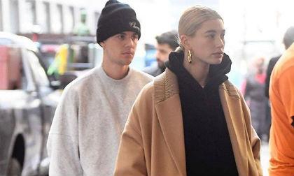 Justin Bieber và vợ xuất hiện buồn bã nhưng bình luận của dân mạng mới là điều đáng chú ý