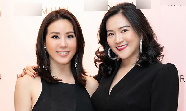 """Hoa hậu Thu Hoài tiết lộ tình bạn đặc biệt, chỉ xem bà xã Bình Minh là """"tri kỉ"""" trong showbiz thị phi"""