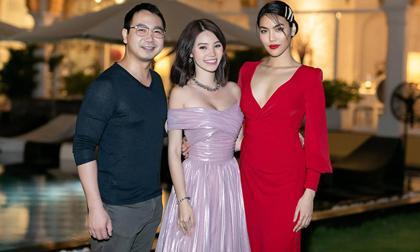 Hoa hậu con nhà giàu Jolie Nguyễn mở tiệc sinh nhật hoành tráng nhưng không mời hội bạn thân cũ