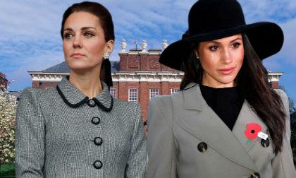 Nhăm nhe soán ngôi Hoàng hậu của chị dâu Kate, đây là lời cảnh báo dành cho Công nương Meghan