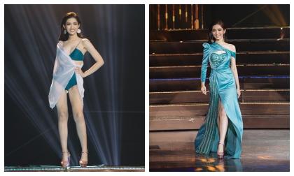 Bán kết Hoa hậu chuyển giới quốc tế 2019: Đỗ Nhật Hà có màn trình diễn bikini nóng bỏng khoe body cực gợi cảm