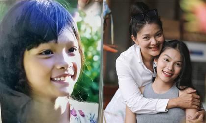 Kiều Trinh hé lộ loạt ảnh hiếm hồi nhỏ của con gái – diễn viên Thanh Tú