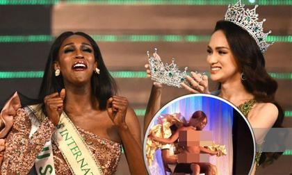 Tân Hoa hậu Chuyển giới quốc tế 2019 sở hữu nhan sắc nóng bỏng nhưng lại từng lộ clip nhảy thoát y phản cảm