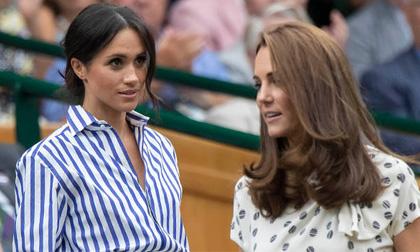 Sau một thời gian thể hiện, Meghan Markle hối lỗi, tìm đến chị dâu Kate để vớt vát lại hình ảnh