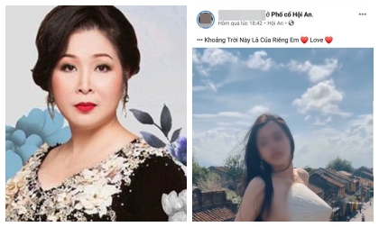 """NSND Hồng Vân lên tiếng việc """"hot girl"""" bán khỏa thân tự nhận là diễn viên sân khấu kịch của mình"""